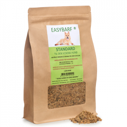 Easybarf Standard 1100 gram.