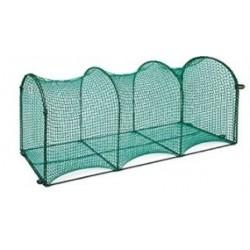 Deck & Patio - løbegang til terrasse og andre hårde flader - Kittywalk® transportabel katteløbegård
