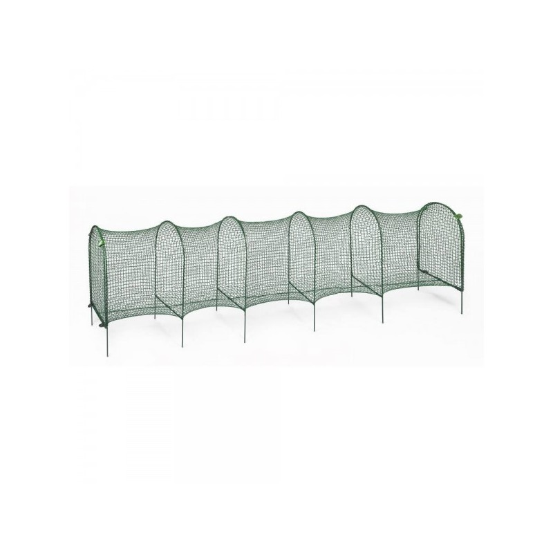 Lawn Version - cat tunnel for lawn and other soft surfaces - Kittywalk® portable outdoor cat enclosure