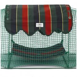Kabana - markise og hængekøje - Kittywalk® transportabel katteløbegård