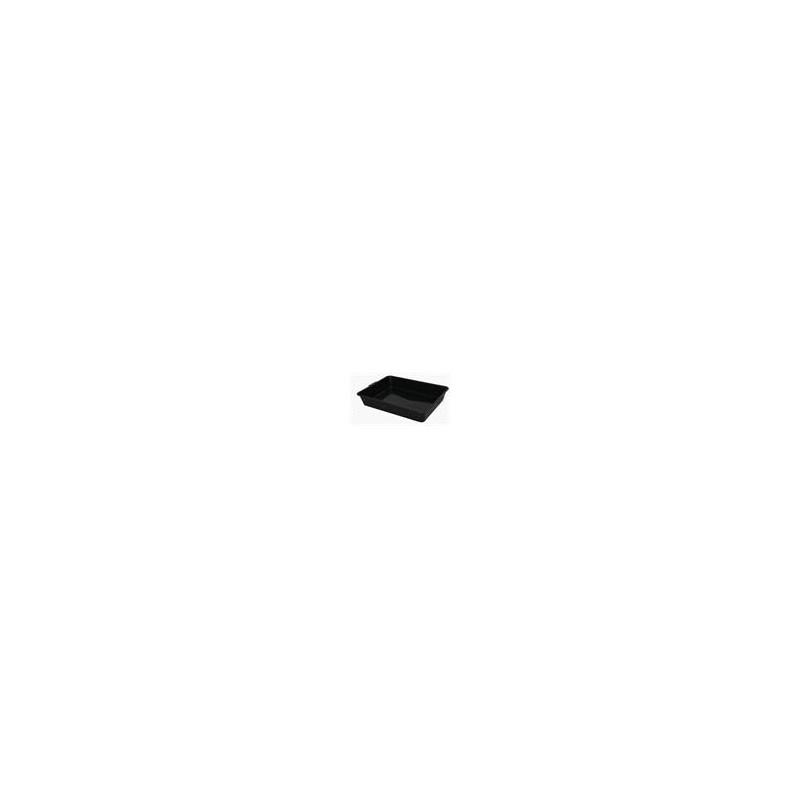 Kattebakke lille farve sort