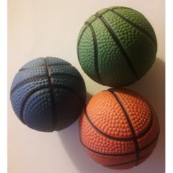 Basketball ø 4 cm. pr stk