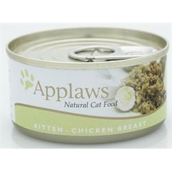 5 stk Applaws 70g Kitten...