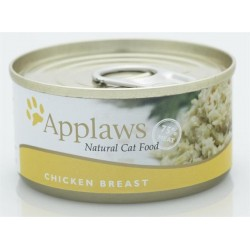 Applaws 70g Cat-Chicken Med...