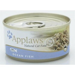 5 stk Applaws 70g Cat Ocean...