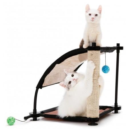 Climbing Hill - skråning - Kitty City® kattetræ kradsetræ legeplads modul