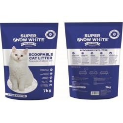 Pura Snow white kattegrus 7kg