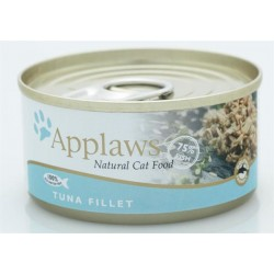 6 stk Applaws 156g Cat Tuna...