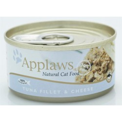 Applaws 156g Cat Tuna & Cheese