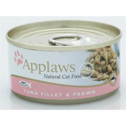 Applaws 156g Cat Tuna &...